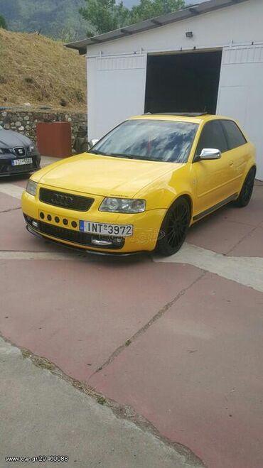 Audi S3 1.8 l. 2002 | 1 km