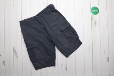 Мужская одежда - Украина: Чоловічі шорти F&F, р. S   Довжина: 60 см Довжина кроку: 28 см Нап