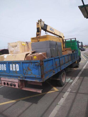транспортные услуги крана манипулятора в Кыргызстан: Услуги крана манипулятора. Эвакуация авто. Грузоподъёмность установки