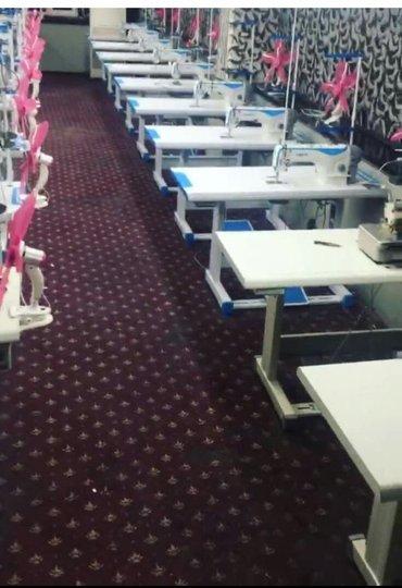 Требуются опытные швеи в швейнный цех, в Бишкек