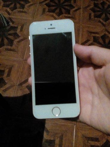 Bakı şəhərində Iphone 5s gold. dubay varianti.az iwlenib.xarab yeri yoxdu.80azn.
