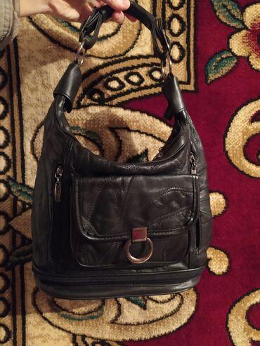 виза в германию в Кыргызстан: Кожаная сумка с Германии, 3 раза носила и все. В отличном состоянии