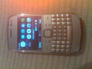 Telefoni - Srbija: Nokia E6, EXTRA stanje, odlicna life, timer 387:17Dobro poznata