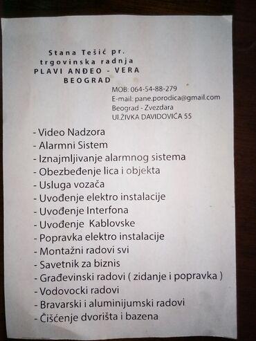Knjigovodstvene usluge - Srbija: USLUGE