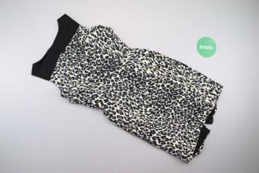 Жіноча сукня в леопардовий принт Calore    Довжина: 86 см Ширина плече