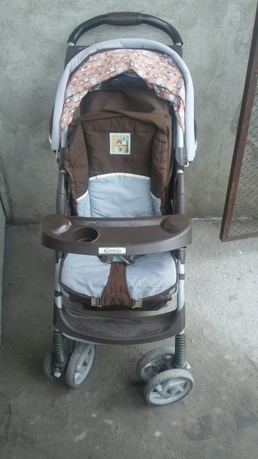 bodiki carter s в Кыргызстан: Продаю коляску Carter, состояние хорошее, очень удобная компактная