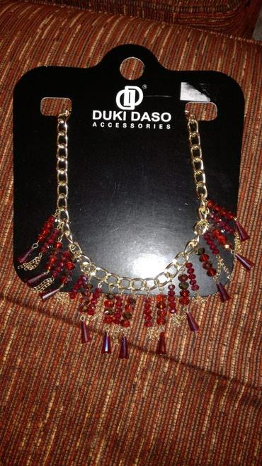 Ženska nova ogrlica Duki Daso. - Nis