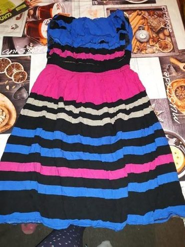 Veoma prijatna haljina za svaki dan,nosena je - Vranje