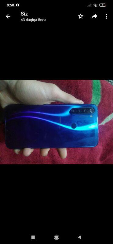 большая клетка для морской свинки в Азербайджан: Б/у Xiaomi Redmi Note 8 64 ГБ Синий