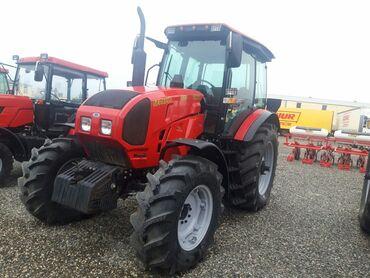 - Azərbaycan: Belarus traktorunun butun modellerinin negd ve ya lizing yolu ile