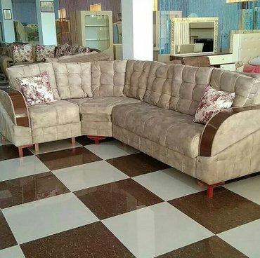 Bakı şəhərində Kunc divan, Fabrik istehsali, acilan bazali, olcu  320x205