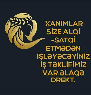 derzi is elanlari в Азербайджан: Консультант сетевого маркетинга. Oriflame. Любой возраст. Неполный рабочий день