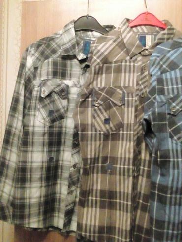 Продаю мужские рубашки Произ.Англия. в Бишкек