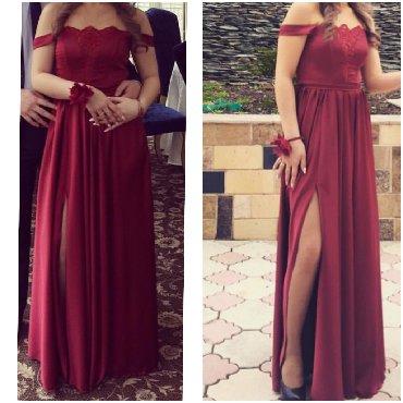 вечернее платье шелк в Кыргызстан: Платье (шелк)  размер S Сшито на заказ(дорого) Одевала 1 раз Продаю за