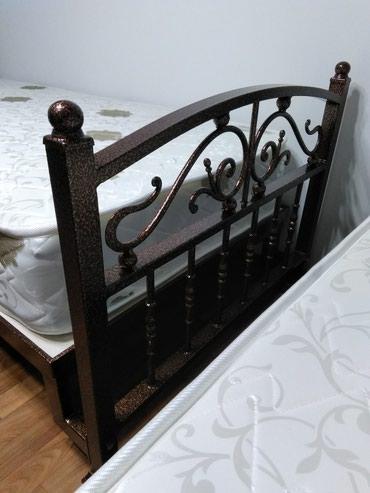 Односпальная кровать 2 м  * 0.8 м. Без матраса. Цена 22000 с. в Бишкек - фото 4