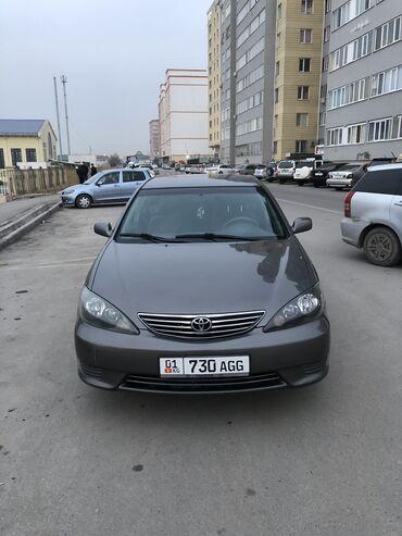 тойота камри бишкек цены в Кыргызстан: Toyota Camry 2.4 л. 2004 | 290 км