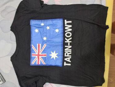 Новая футболка миссии австралийских войск в Афганистане. Размер 50-52