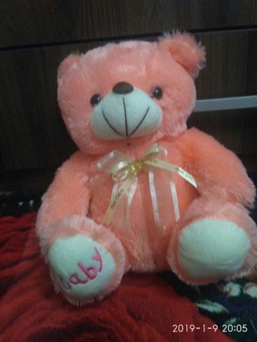 Плюшевый медведь Новый в Бишкек