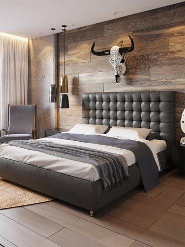 Кровать «Аляска». Сделано в России. Мебельная в Бишкек