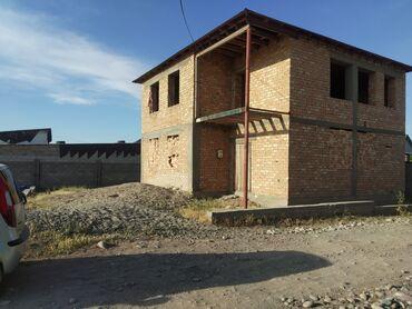 Продается дом кирпичный двух этажный новый построенный огород