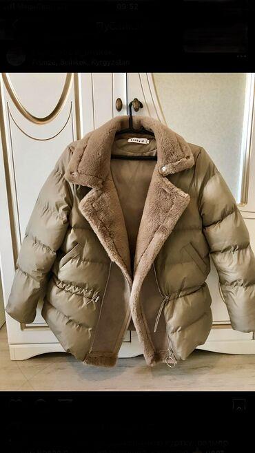 Куртки - Лебединовка: Курткаразмер М,одевалось пару раз,состояние почти новое,смотрится кл