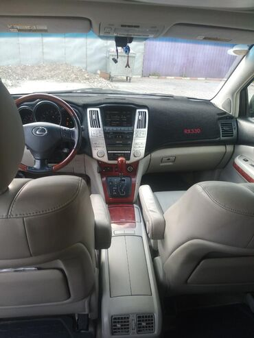 белый lexus в Ак-Джол: Lexus RX 3.3 л. 2004