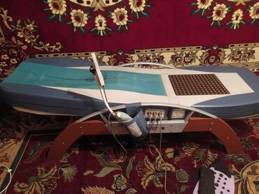 Медицинская мебель - Кыргызстан: Массажный диван. Час блаженства. Кто ухаживает за собой. Помогает во