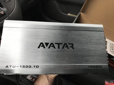 МОНО БЛОК  Avatar ATU-1500.1D=12Т СОМ  AVATAR ATU в Бишкек