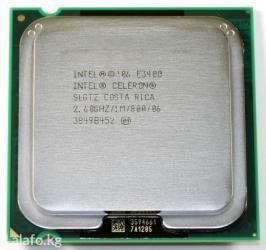 процессоры coffee lake восьмое в Кыргызстан: Процессор intel celeron e3400 - 2. 60 ghz. Процессор для настольных