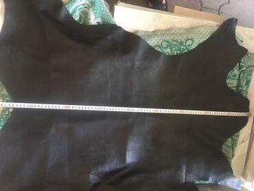 Продаю овечью кожу обработанную и окрашенную в черный цвет. Отличное