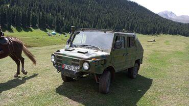 ЛуАЗ - Бишкек: ЛуАЗ 969 1.6 л. 1983 | 3000 км