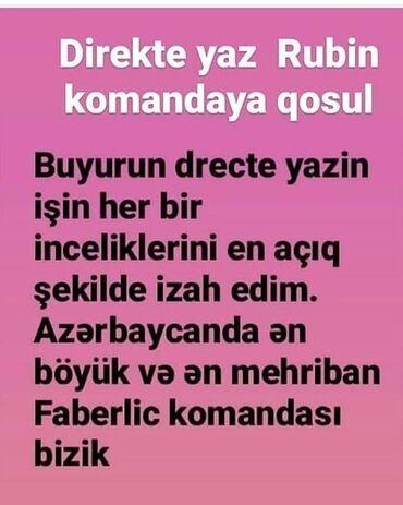 Satış - Azərbaycan: Bashqa Firmalarla bizim ferqimiz.-Qeydiyyat pulsuzdu.-ilk addim