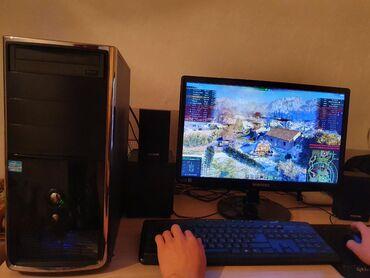 asus-s в Кыргызстан: Продаю игровой ПК i5-2320 ( Компьютер ) + манитор(Samsung)клавиатура