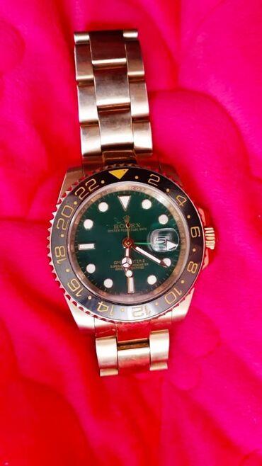 Запчасти на 99 - Кыргызстан: Золотистые Мужские Наручные часы Rolex