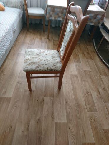 Продаю стулья, в хорошем состоянии. Количество 6 штук