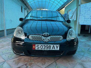 двигатель тойота авенсис 1 8 vvt i бишкек в Кыргызстан: Toyota Yaris 1 л. 2004   209000 км