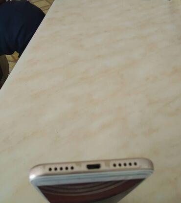 Мобильные телефоны - Базар-Коргон: Б/у Xiaomi Redmi 4X 16 ГБ Белый