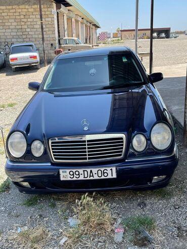 89 elan | NƏQLIYYAT: Mercedes-Benz E 240 2.4 l. 1998 | 321456 km