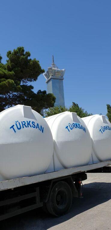 demir su cenleri в Азербайджан: Su Çənləri-Türksan Fabrikasından bir başa Gigiyenik,anti