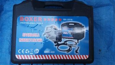 Instrumenti | Smederevo: Aparat za varenje BOXER 400AAparat za varenje BOXER 400A, kvalitetan
