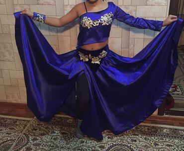 Восточный танцевальный костюм, размер подойдёт на 40-44
