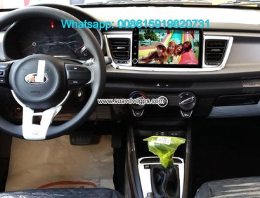 Kia Rio 2017 car audio radio android wifi GPS camera    Model in Kathmandu