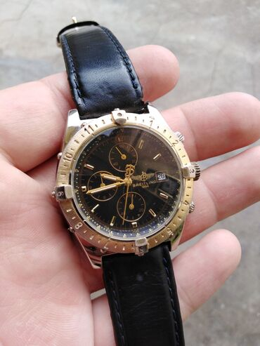 Breitling 1884 chronographeSat apsolutno ispravan i funkcionalan