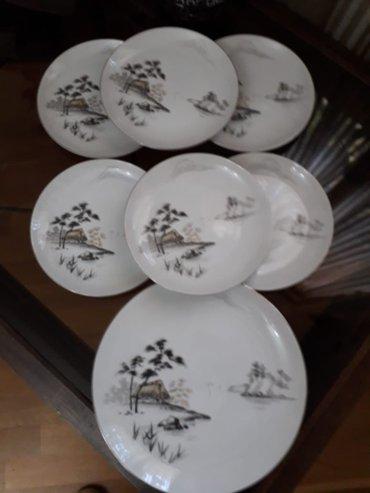 Bakı şəhərində Фарфор.Японский набор для десерта Sone