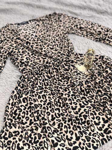 Платье «леопард» Качество