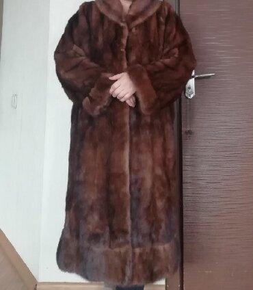 трикотажные платья дешево в Кыргызстан: Норковая шуба, дёшево. Размер:50-52 Цвет:коричневый Срочно