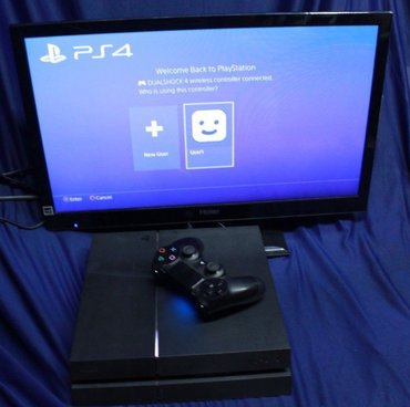 New ListingPS4 Slim Playstation 4 Console Video Game System Sony W/ 3 σε Χαλκηδόνα