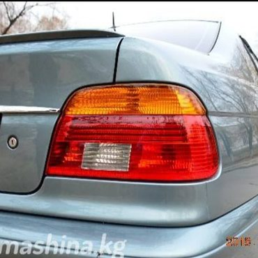BMW 525 2002 в Бишкек