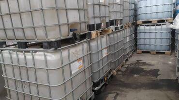2206 объявлений: В г. ОШ продаю ёмкости, еврокубы, евроконтейнеры б.у. под воду или люб