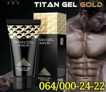 TITAN GEL GOLD ORIGINALTitan Gel GOLD - gel za uvećanje